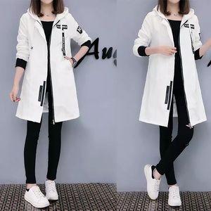 Jackets & Blazers - White jacket